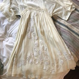 ASOS Dresses - ASOS beautiful long white dress